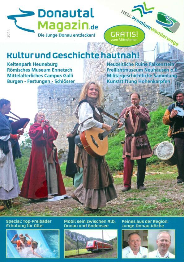 DonautalMagazin 2014