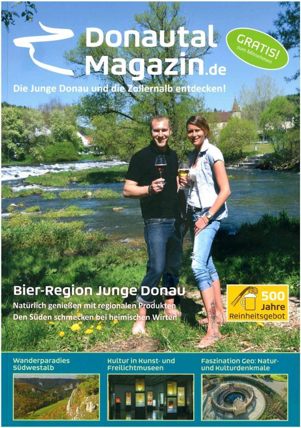 DonautalMagazin 2015